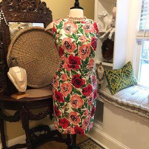 Talbots - 20W - Rose Dress